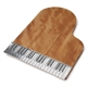 Grand Piano Cheese Board