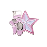 Ballet Star Enameled Pin