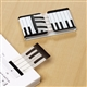Piano Keys Tape Flags and Holder