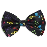 Zesty Notes Bow Tie