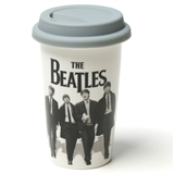 Beatles Lidded Commuter Mug