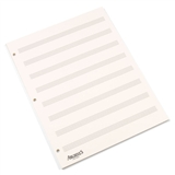 8-Stave Looseleaf Music Score Sheets