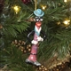 Jazz Band Clarinet Ornament