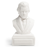 Beethoven Porcelain Mini Bust