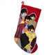 Yellow Submarine Christmas Stocking