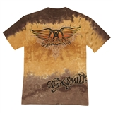 Aerosmith Wings Tie-Dye T-Shirt