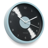 Record Album Wall Clock