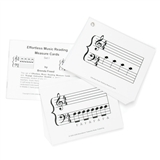 Effortless Music Reading Flashcards