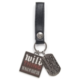 Wild Thing Keychain