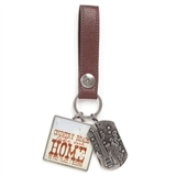 Country Roads Keychain