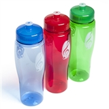 Clear Beverage Bottle