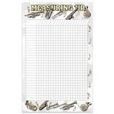Brass Instruments Incentive Wall Chart