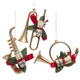 Festive Brass-Section Ornaments