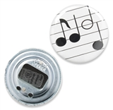 Spotlight Music Notes Bottle Opener