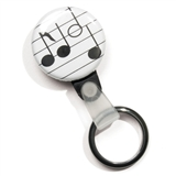 Music Notes Eyeglasses Holder