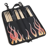 Flames Drumsticks Caddy