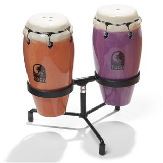 Congas Salt & Pepper Shakers
