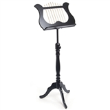 Black Lyre Music Stand