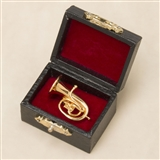 Tuba Pin with Case