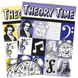 Theory Time - Reproducible Set, Pre-Primer B