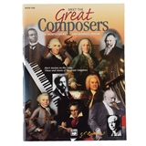 Meet the Great Composers Book