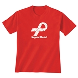 Support Music! Ribbon T-Shirt