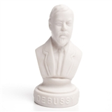 Small Debussy Bust