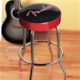 Fender Logo Bar Stool