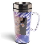 John Lennon Insulated Travel Mug