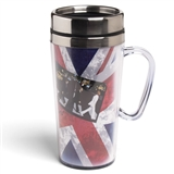 Fab Four Insulated Travel Mug
