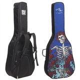 Skeleton & Roses Guitar Bag