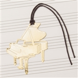 Laser-Cut Grand Piano Bookmark