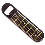 Magnetic Fret Board Bottle Opener