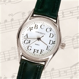 Women's Silver Chromatic Watch