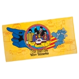 Yellow Submarine Bath & Beach Towel