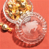 Grand Piano Candy Dish