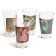 Word Instrument Pint Glasses