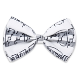 Sheet Music Bowtie