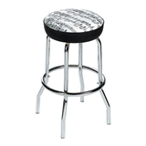 Sheet Music Bar Stool