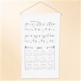 Kitchen Towel 2015 Calendar