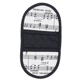 Music Grabbitz Potholder