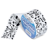 Musical Notes Duct Tape