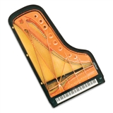 Cut-Out Grand Piano Interior Magnet