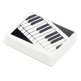 Piano Keys Eraser