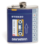 Drinkman Hip Flask