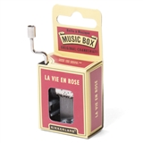 'La Vie En Rose' Crankshaft Mini Music Box