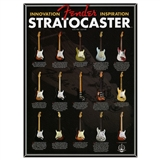 Fender Stratocaster 1000 Piece Puzzle