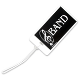 Band Luggage I.D. Tag