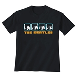 The Beatles A Hard Day's Night T-Shirt