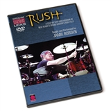 Rush Legendary Licks for Drums DVD